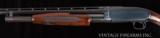 Winchester M12 PIGEON GRADE 20 GAUGE, 1957 MINT GUN, ORIGINAL
