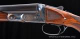 Parker VHE 12 Gauge - FACTORY SKEET GUN, CONDITION 1 of 291 MADE!
