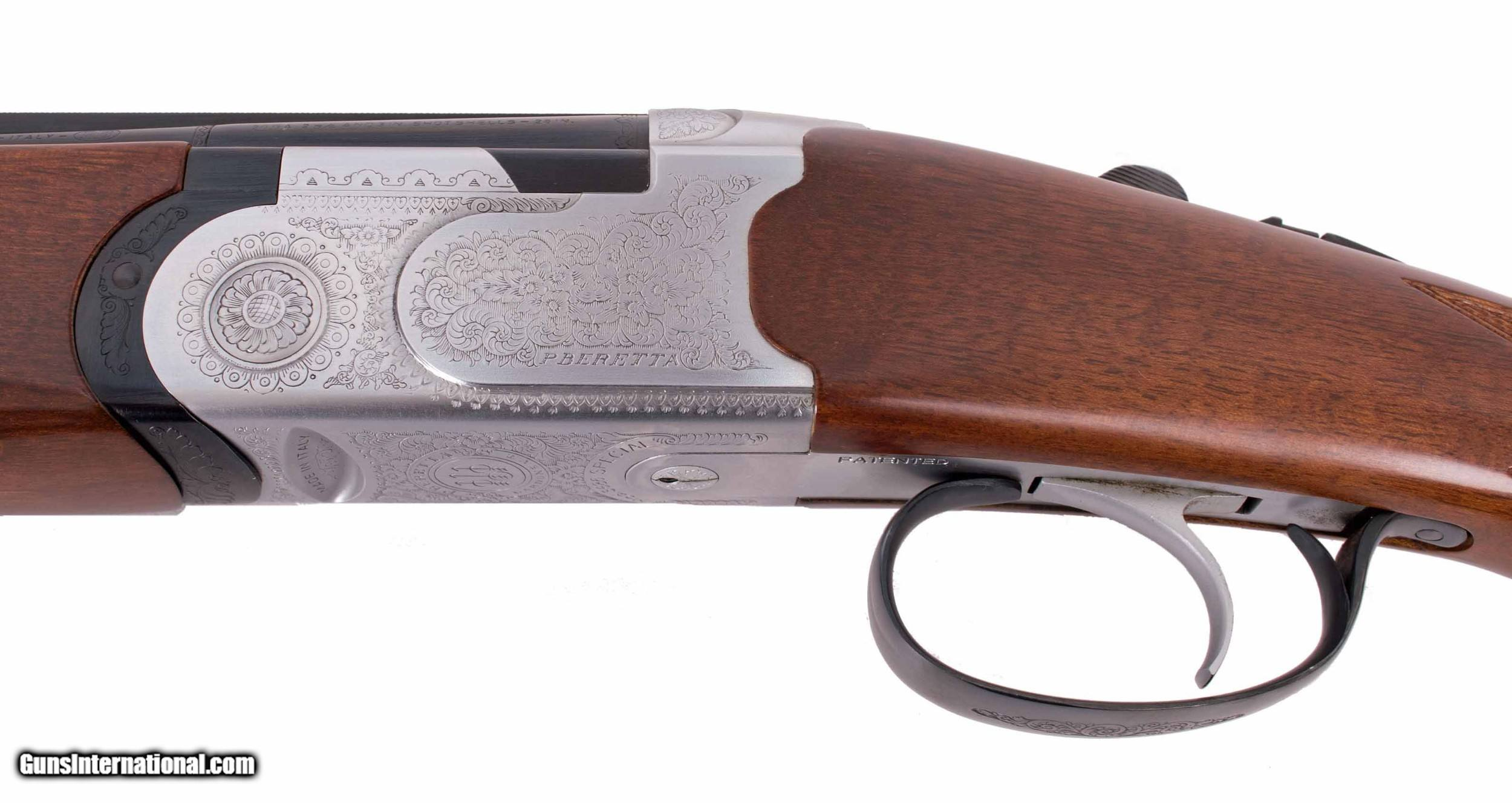 "Beretta S686 Special 20 Gauge – NEW, UNFIRED, 28"", SCREW-IN CHOKES"