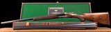 Fox CE 12 Gauge – 2 BARREL SET, SST, EJECTORS, BEAVERTAILS, CASED, vintage firearms inc