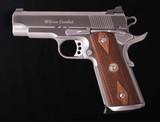 Wilson Combat 1911 - .45, TACTICAL SUPER GRADE, NEW, vintage firearms inc