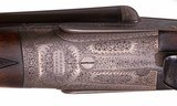 H.J. Hussey Shotguns - IMPERIAL GRADE PAIR, CASED, BOSS SINGLE TRIGGERS, vintage firearms inc - 5 of 24