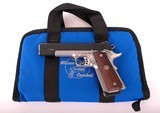 Wilson Combat .45 acp – PROTECTOR LIGHTWEIGHT, TWO-TONE, AS NEW, vintage firearms inc