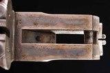 "L.C. Smith Quality A-1 Shotgun - RARE 16 Gauge, 1 OF 10 MADE, FIGURED ENGLISH WALNUT, 28"" DAMASCUS, vintage firearms inc - 22 of 25"