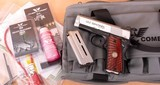 Wilson Combat 9mm – ULTRA-LIGHT CARRY SENTINEL, NEW, UNFIRED, vintage firearms inc
