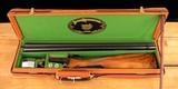 Parker DHE 20ga. – REPRO, SST, UNFIRED, CASED vintage firearms inc