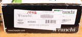 Franchi Destino 20 Gauge – 1 of 250, 99%, BOX, SST, ENGLISH GRIP, vintage firearms inc - 19 of 20
