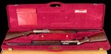 Benelli World Class Elite Set – 20ga./12ga., 1 OF 200, CASED, ENGRAVED, vintage firearms inc