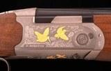 Beretta 687 12 Gauge – ULTRALIGHT DELUXE, GOLD INLAYS, 6LBS. 11OZ., vintage firearms inc - 13 of 26