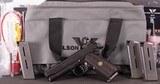 Wilson Combat - STEALTH, YEAR 2019, .45ACP, vintage firearms inc