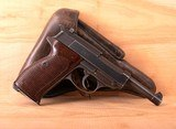 Mauser 938 9mm - BEAUTIFUL GUN WITH MAGAZINE AND HOLSTER