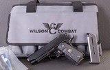 Wilson Combat .45acp – CQB COMPACT, LIGHTWEIGHT, LIGHT RAIL, vintage firearms inc