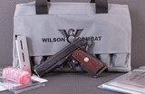 Wilson Combat .45 – SUPER GRADE COMPACT, NEW 2020, vintage firearms inc