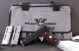 Wilson Combat Stealth 9mm – LOTS OF CUSTOM OPTIONS, vintage firearms inc - 1 of 11