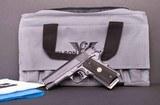 Wilson Combat CQB COMPACT - .45acp, AMBI, NIGHT SIGHTS, AS NEW, vintage firearms inc