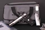 Wilson Combat .45 – CQB ELITE, 100% AS NEW, CUSTOM ORDER, WOW! vintage firearms inc