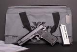 Wilson Combat 9mm – X-TAC ELITE COMPACT LIGHTWEIGHT, CUSTOM, vintage firearms inc