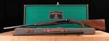 winchester model 21 12 gauge – tournament skeet, 2 barrel set, cased, vintage firearms inc