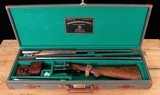 Winchester Model 21 12 Gauge – TOURNAMENT SKEET, 2 BARREL SET, CASED, vintage firearms inc - 2 of 24
