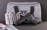 Wilson Combat .45 – CQB TACTICAL LE, 100% AS NEW, CUSTOM ORDER, vintage firearms inc