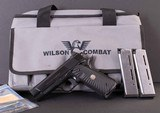 Wilson Combat .45 – TACTICAL CARRY PROFESSIONAL, AS NEW, vintage firearms inc