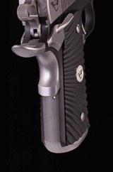 Wilson Combat Stealth 9mm – LOTS OF CUSTOM OPTIONS, vintage firearms inc - 7 of 11
