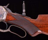 Winchester Model 1886 - FACTORY DOCUMENTED DELUXE RIFLE, .45-70, vintage firearms inc - 6 of 24