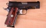 Wilson Combat .45acp – CQB COMPACT, CUSTOM TURNBULL CASE, NEW, vintage firearms inc - 11 of 17