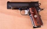 Wilson Combat .45acp – CQB COMPACT, CUSTOM TURNBULL CASE, NEW, vintage firearms inc - 10 of 17
