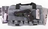 Wilson Combat .45acp – CQB ELITE COMPACT, OD GREEN AND BLACK, NEW, vintage firearms inc - 1 of 17