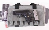 Wilson Combat .45acp – CQB ELITE COMPACT, GRAY AND BLACK, NEW, vintage firearms inc - 1 of 17