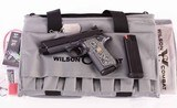 Wilson Combat 9mm - EDC X9, GRAY/BLACK with NIGHT SIGHT, vintage firearms inc - 1 of 17