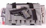 Wilson Combat 9mm - EDC X9, GRAY/BLACK with NIGHT SIGHT, vintage firearms inc