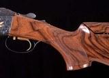 Krieghoff K80 12 Gauge – CROWN, REICH ENGRAVED, COMBO, vintage firearms inc - 9 of 25