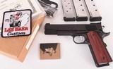 "LES BAER .45acp - CUSTOM PREMIER II, 1.5"" groups at 50 yds! LIKE NEW, vintage firearms inc - 1 of 17"