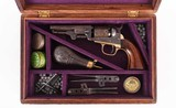 Colt .31 - Model 1849 Pocket Revolver with Case and Accessories, vintage firearms inc