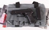 Wilson Combat 9mm – EDC X9L BLACK EDITION with MAGWELL, In Stock, NEW! vintage firearms inc