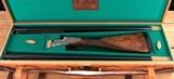 """Beretta S3 12 Gauge – 1953, SIDELOCK, 2 BARREL SET, 30"""" & 28"""", CASED, vintage firearms inc - 25 of 26"""