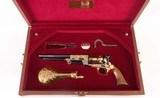 Uberti Colt Walker .44 - Sam Houston Commemorative, Papers, UNFIRED! vintage firearms inc - 1 of 19