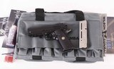Wilson Combat 9mm – CQB COMPACT, LIGHTRAIL + AMBI SAFETY + MAGWELL, NEW! vintage firearms inc