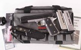 Wilson Combat .45 ACP - 30th Anniversary Master Grade Limited with Knife, UNFIRED! vintage firearms inc