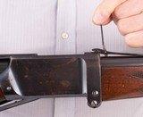 BURGESS Folding Shotgun – ANTIQUE, RARE!, 95% FACTORY CONDITION, vintage firearms inc - 22 of 25