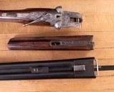Fox A Grade 16 Gauge – RARE WELL-FIGURED ENGLISH STOCK, vintage firearms inc - 23 of 24