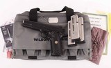 Wilson Combat 9mm - TACTICAL SUPERGRADE WITH UPGRADES, IN STOCK! vintage firearms inc