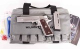 Wilson Combat .45 ACP – CQB ELITE, STAINLESS STEEL UPGRADE, AS NEW! vintage firearms inc