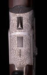 AyA No. 37 12 Gauge – 9 PIN SIDELOCK O/U, CASED, 99%, GREAT PRICE, vintage firearms inc - 2 of 25