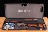 "Beretta 687 ""EXTRA"" 28 Gauge, .410 – 2 BARREL SET, LUXUS WOOD, vintage firearms inc - 24 of 26"