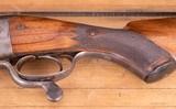 J & W Tolley 4 Bore – 1895, 95% CASE COLOR, vintage firearms inc - 13 of 25
