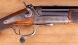 J & W Tolley 4 Bore – 1895, 95% CASE COLOR, vintage firearms inc - 3 of 25