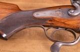 J & W Tolley 4 Bore – 1895, 95% CASE COLOR, vintage firearms inc - 14 of 25